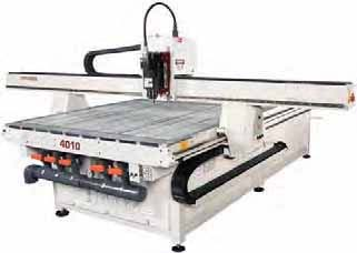 4000 Series CNC Router