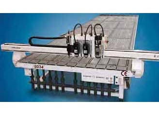 8000 Series CNC Router